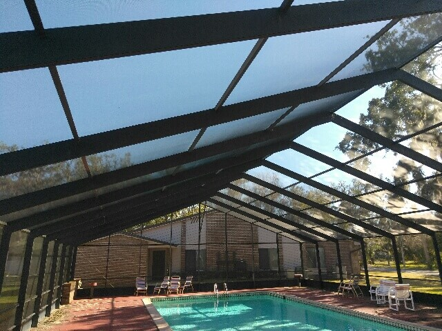 Types of Phifer Screen for your Patio or Pool Enclosure