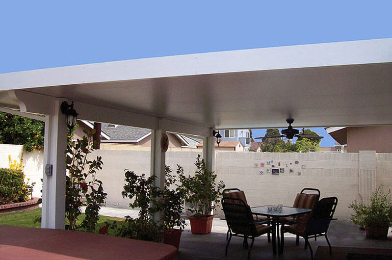 Building a Patio Aluminum Awning to Enhance your Backyard or Deck