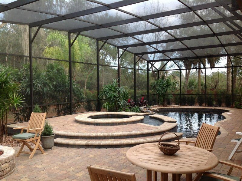 Transform Your Outdoor Living Space With Patio Or Pool Deck Pavers