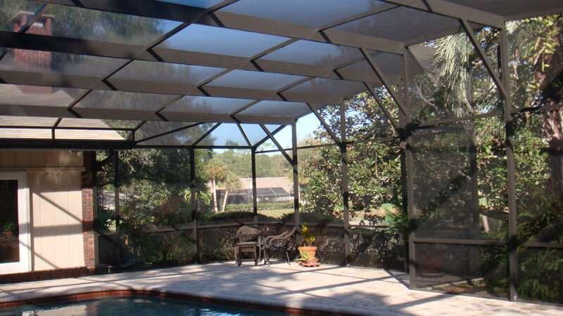 Pool Enclosure5 Dulando Screen Amp Awning