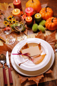 Fall Entertaining In Your Backyard