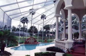 Winter Park Pool Screen Enclosures