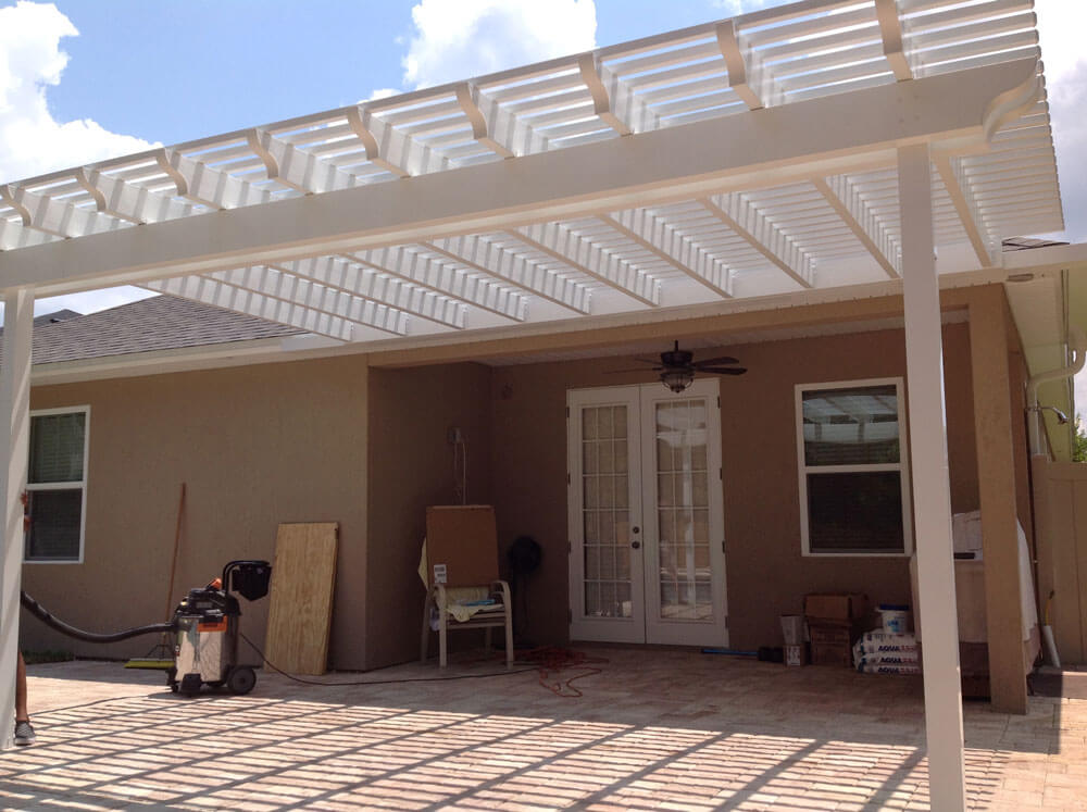 Cost To Build A Pergola U2013 DIY Vs. Hiring A Professional