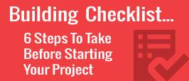 Builder Checklist