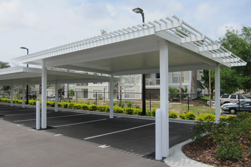 Commercial Carport Dulando Screen Amp Awning