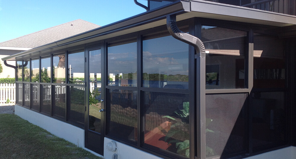 Three Popular Roof Styles for Your New Sunroom