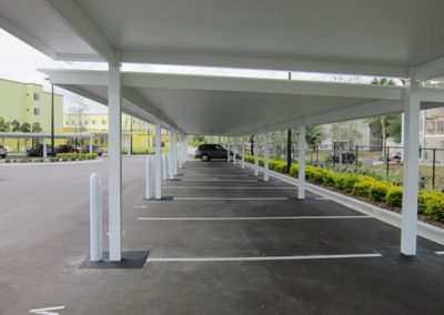 Aluminum Carports For Residential And Commercial Properties
