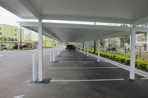 Commercial Carport2 Dulando Screen Amp Awning