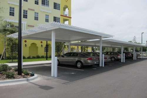 Awesome Aluminum Carport Design Gallery. OESPA. Commercial Carport6