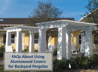 FAQs About Using Alumawood Covers for Pergolas