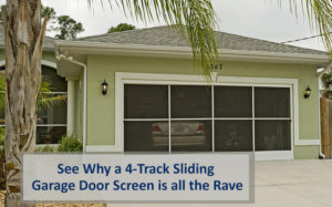 Garage Door Screen Dulando Screen Amp Awning