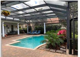 pool rescreen windermere