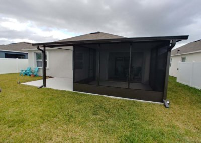 patio enclosure design idea