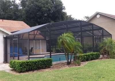 Wulf Pool Enclosure Orlando - exterior2