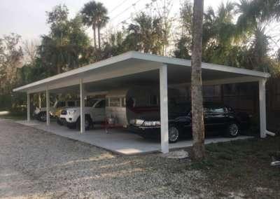 aluminum carport