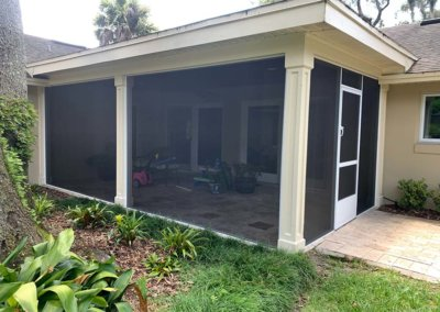 extended patio enclosure